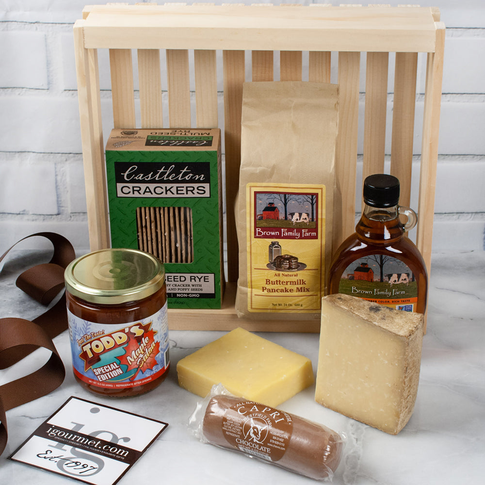 New England Classics Gift Crate