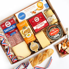 Gourmet French Classics Gift Box_igourmet_Origin Gifts_Gift Basket/Boxes/Crates & Kits