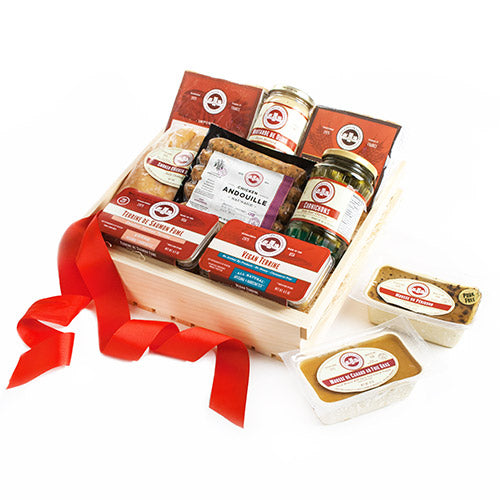 Pork-Free French Charcuterie Gift Basket