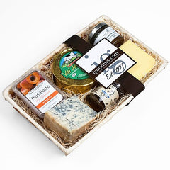 Favorite Cheeses & Accompaniments Gift Crate - igourmet
