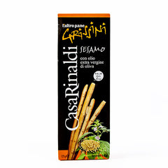 Sesame Grissini Breadsticks - igourmet