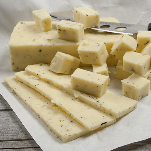 Garlic & Herb Cream Havarti Cheese