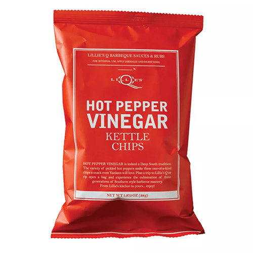Hot Pepper Vinegar Kettle Chips
