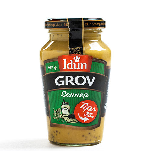 Norwegian Mustard