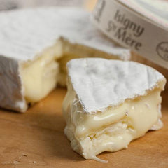 Isigny Camembert Cheese - igourmet
