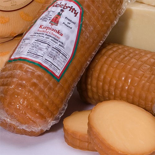 Smoked Kurpianka Cheese
