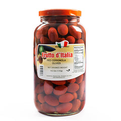 Red Bella di Cerignola Olives - igourmet