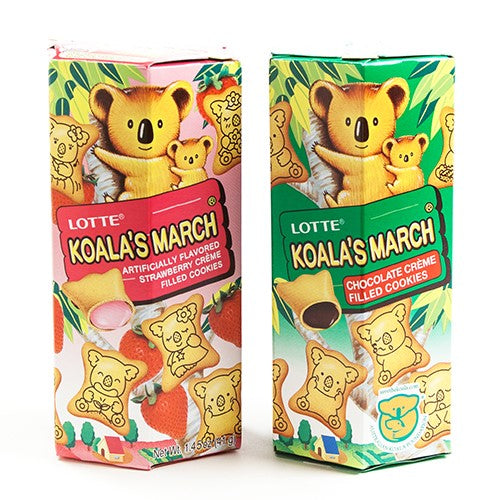 Koala's March Crème- Filled Cookies