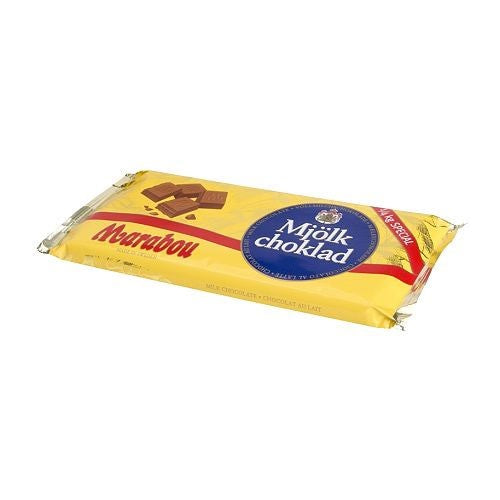 Swedish Milk Chocolate Bar