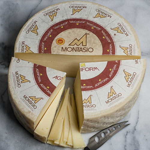 Montasio Cheese DOP Fresco