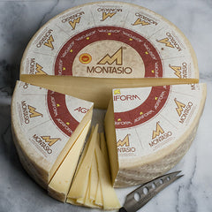Montasio Cheese DOP Fresco - igourmet