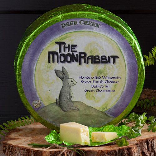 Deer Creek MoonRabbit Cheese