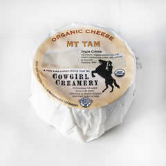 Mt. Tam Cheese - igourmet