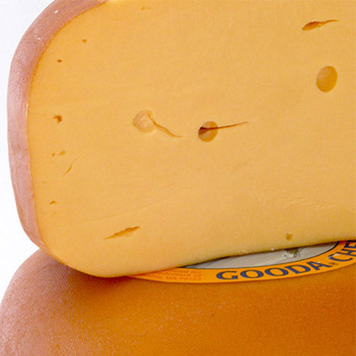 Naturally Smoked Dutch Gouda Cheese