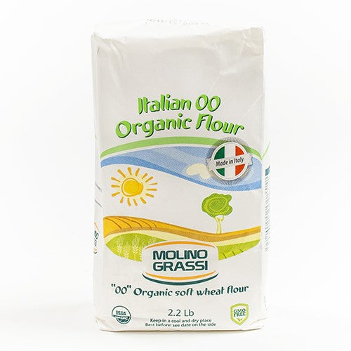 Organic Italian 00 All Purpose Flour