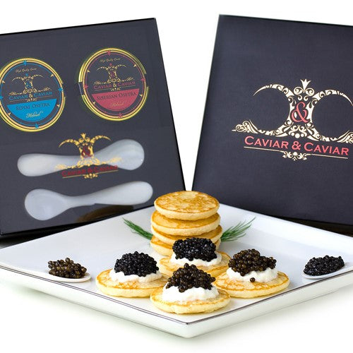 Luxury Caviar Gift Set