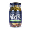 Pucker Up Hotties Sour Garlic Pickles - igourmet