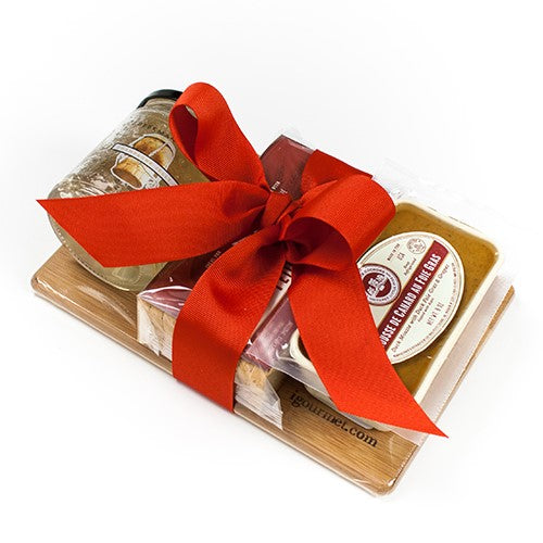 Mousse Foie Gras and Accompaniment Gift Board