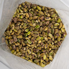 Shelled Unsalted Raw Pistachios - igourmet