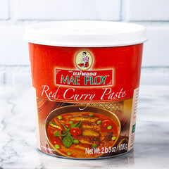 Thai Red Curry Paste - igourmet