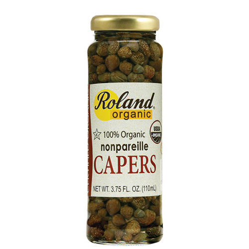 Organic Nonpareille Capers