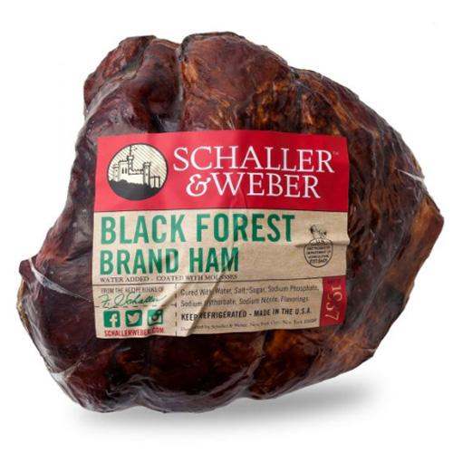 Black Forest Ham Natural Shape
