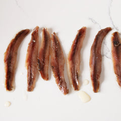 Flat Fillets of Anchovies - igourmet