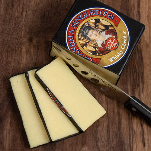 Whisky Cheddar Cheese