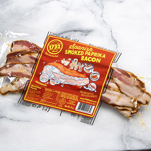 Spanish Smoked Paprika Bacon