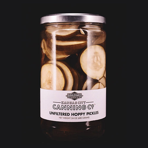 Unfiltered Hoppy Pickles