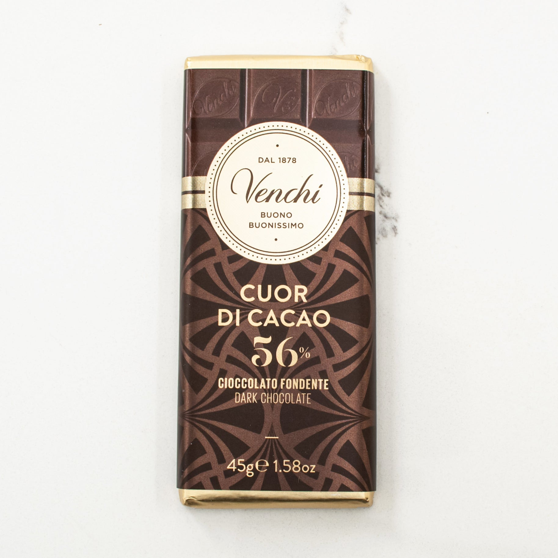 Cuor di Cacao Chocolate Bar - igourmet