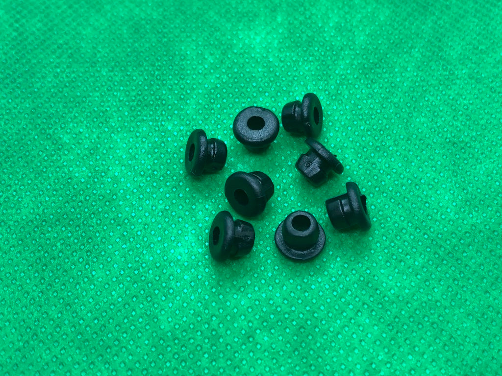 Hard Rubber Nipple