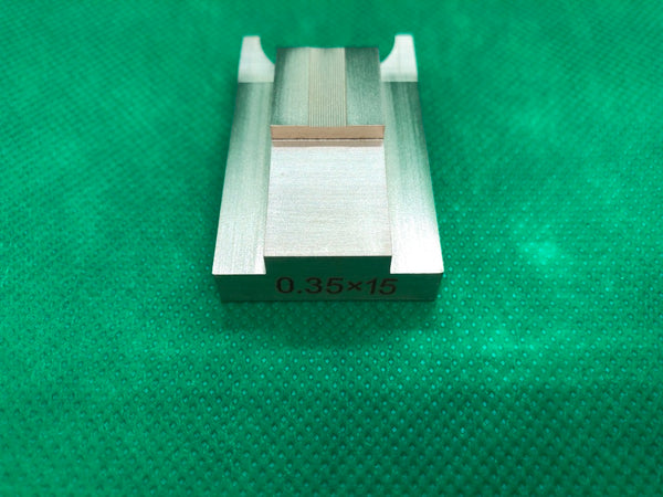 Flat Needles Jig for 0.35mm Needles