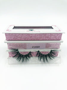 Stunner 3D Mink Eyelashes - False Eyelashes