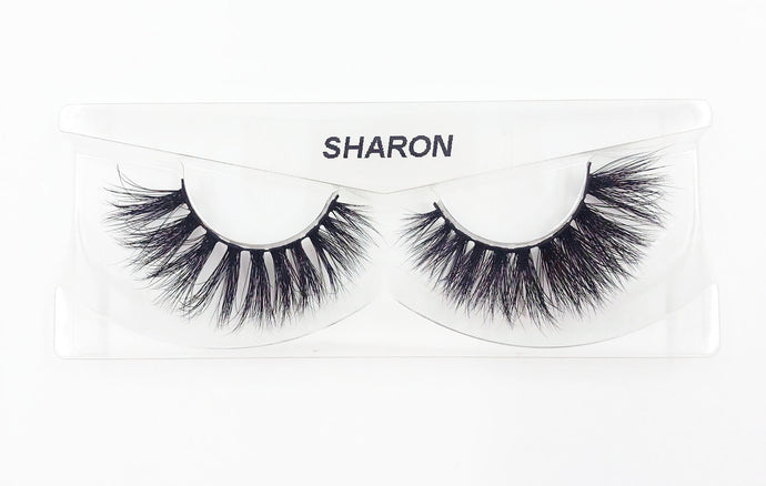 Sharon 3D Mink Eyelashes - False Eyelashes