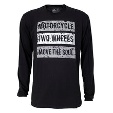 Load image into Gallery viewer, T-shirt Two Wheels