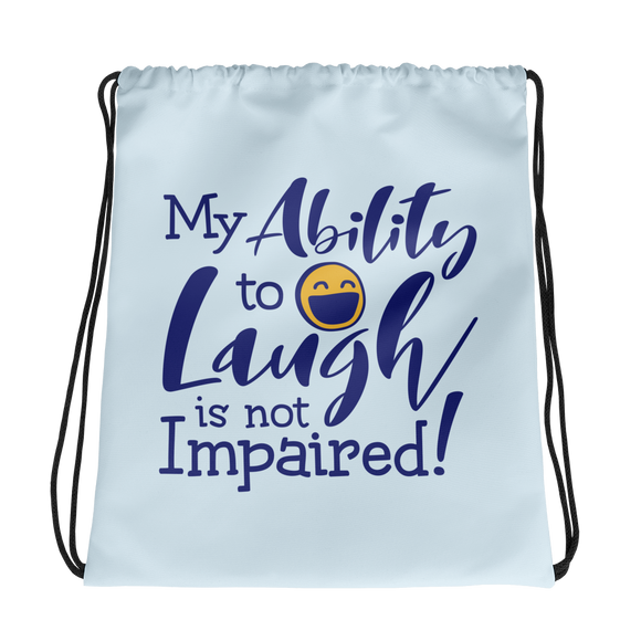 Disability Drawstring Bags