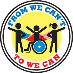 We Can't To We Can Logo