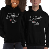 hoodie Different Does Not Equal Less Netflix Raising Dion Esperanza Sammi Haney #DDNEL disability inclusion wheelchair awareness