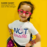 Not Invisible Shirt Sammi Haney