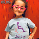 See Me (Not My Disability) Shirt Sammi Haney