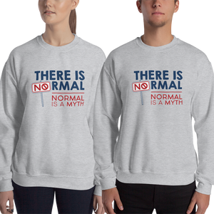 sweatshirt there is no normal myth peer pressure popularity disability special needs awareness diversity inclusion inclusivity acceptance activism
