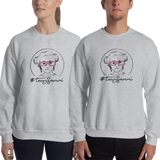 sweatshirt #teamsammi, #sammihaney Raising Dion Esperanza Netflix Sammi Haney fan wheelchair pink glasses disability osteogenesis imperfecta OI