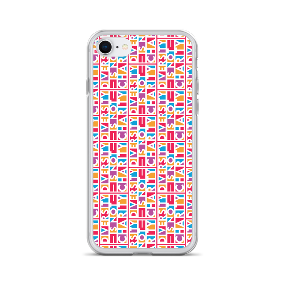 Diversity is Not Charity (Printed All-Over iPhone Case)