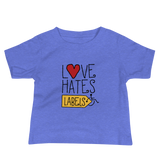 Love Hates Labels (Baby Shirt)