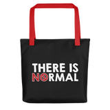 There is No Normal (Text Only Design - Tote Bag)
