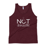 Not Invisible (Tank Top - Women's Design)