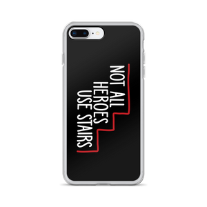 iPhone case Not All Heroes Use Stairs hero role model super star ableism disability rights inclusion wheelchair disability inclusive disabilities