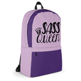 Sass Queen (Backpack)