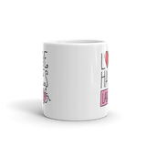 Love Hates Labels (Mug)